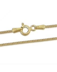 Premium Gold Plated Curb Chain