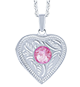 Visit Our Lockets Made with Ashes Page